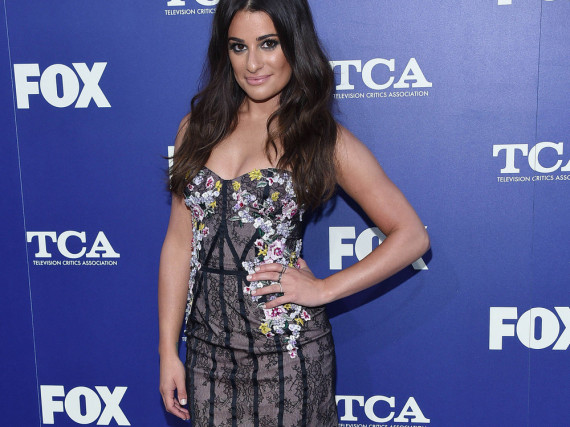 Lea Michele bei der Fox Summer Party in Los Angeles