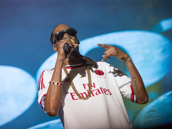 Hat derzeit nicht viel Glück mit seiner Tour: Snoop Dogg
