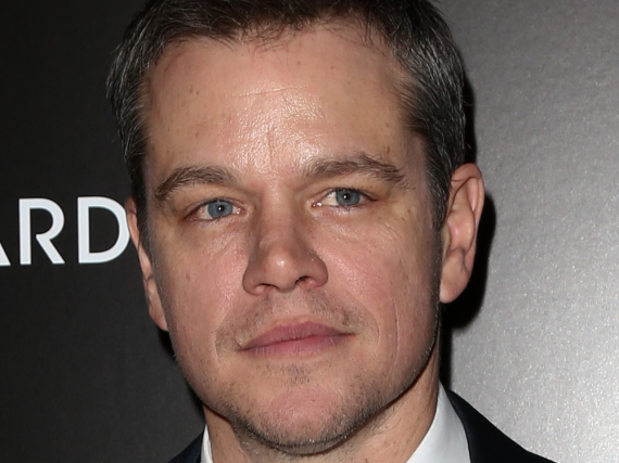 Muss eine andere Schule für seine Kinder suchen: Matt Damon