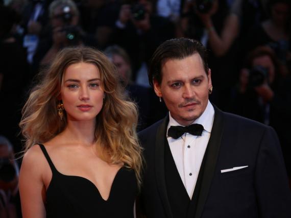 Amber Heard und Johnny Depp heirateten erst im vergangenen Jahr, jetzt stehen sie vor der Scheidung.