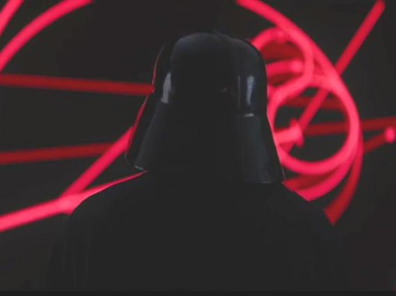Darth Vader kehrt in
