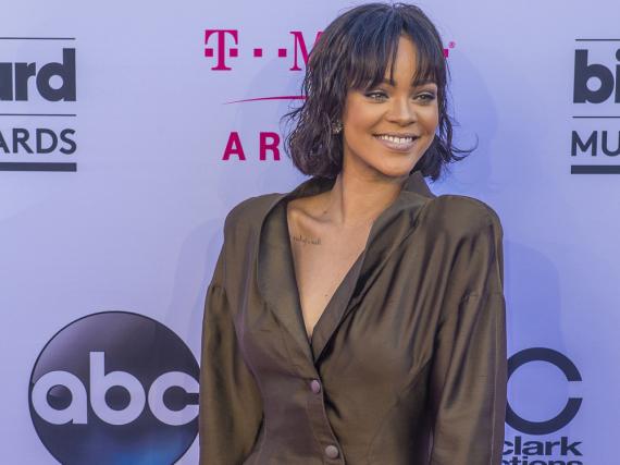 Rihanna bekommt einen Preis für ihre kreativen Musikvideos