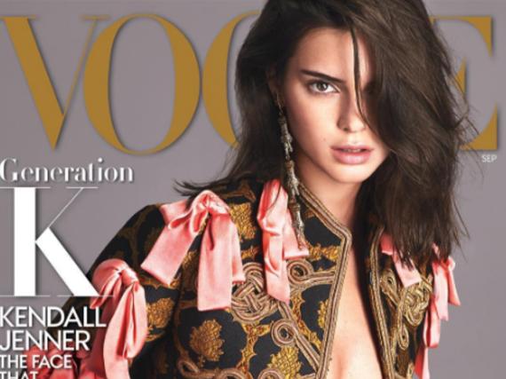 Die September-Ausgabe der US-Vogue mit Kendall Jenner