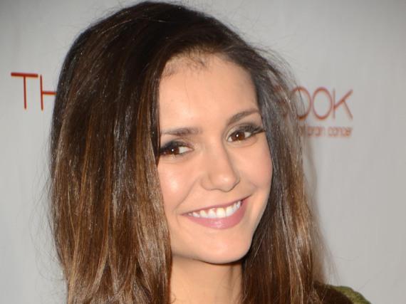 Nina Dobrev war sechs Staffeln lang als Elena Gilbert in