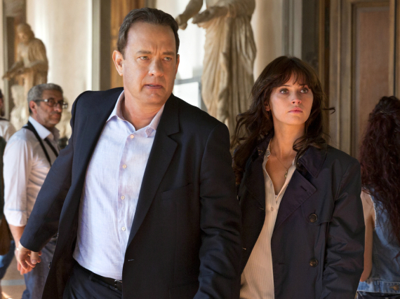 Tom Hanks spielt zusammen mit Felicity Jones in der Verfilmung von
