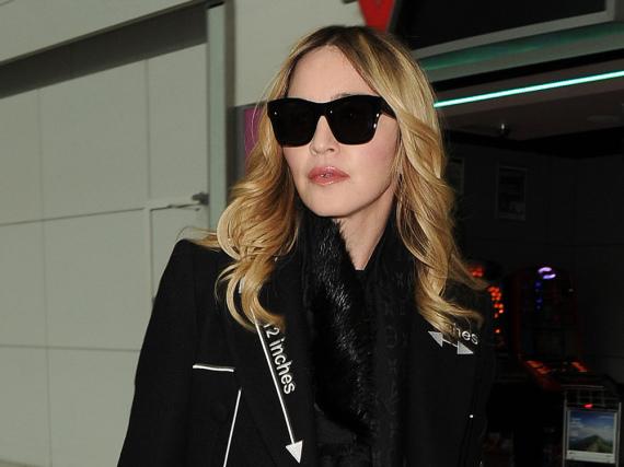 Madonna - hier auf einem Schnappschuss aus dem April - feiert auf Kuba ausgiebig ihren