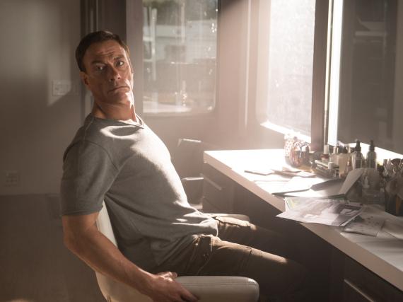 Jean-Claude Van Damme ist in einer neuen Pilotfolge zu sehen