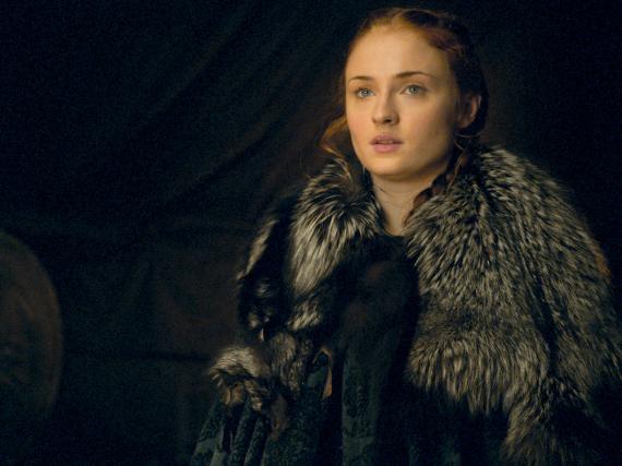 Wie wird es mit Sansa Stark (Sophie Turner) wohl weitergehen?