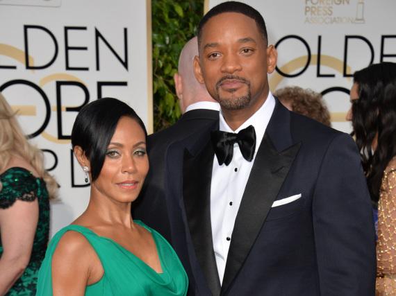 Will Smith und seine Frau Jada Pinkett Smith sind seit 1997 verheiratet