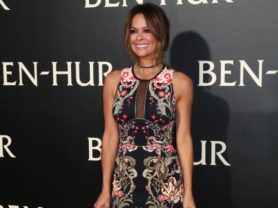 Brooke Burke bei der Hollywood-Premiere von