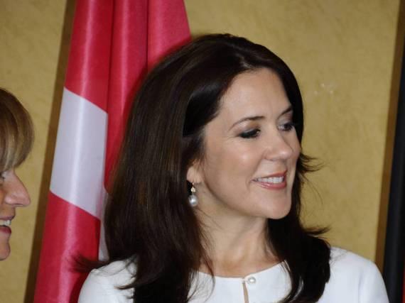 Kronprinzessin Mary von Dänemark wurde unfreiwillig zum Werbegesicht