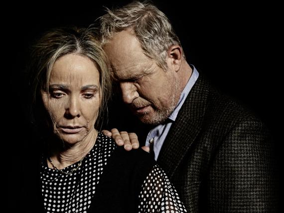 Ann-Kathrin Kramer und Harald Krassnitzer haben sich für