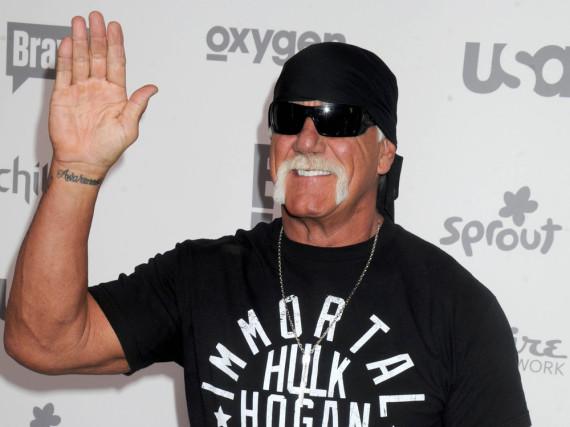 Hulk Hogan hat nun endgültig gegen