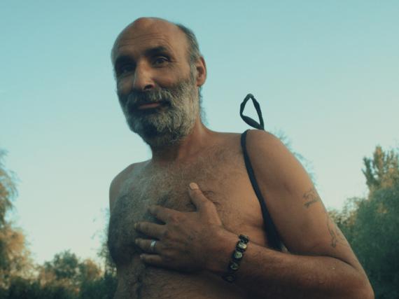 Szene aus dem Videoclip zu Sidos