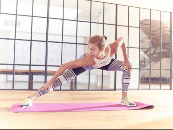 Karlie Kloss tut so einiges, um sich fit zu halten