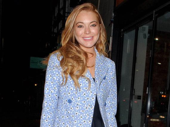 Lindsay Lohan machte zuletzt wegen ihrer Beziehung zu einem russischen Millionär Schlagzeilen