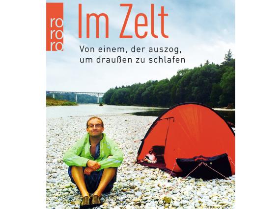 Wigald Boning verbrachte über 200 Nächte im Zelt