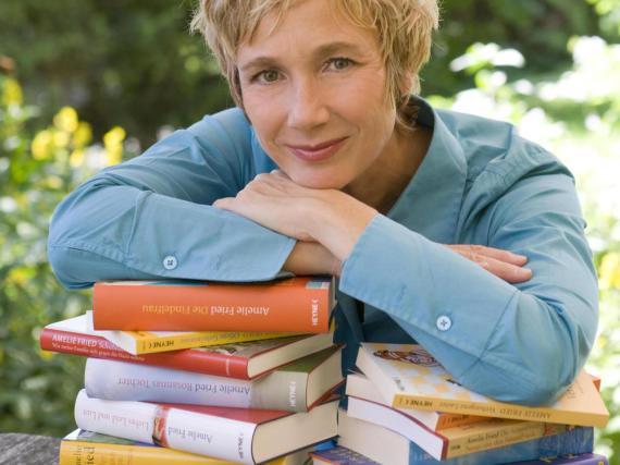 Schriftstellerin Amelie Fried - ihr neuer Roman heißt