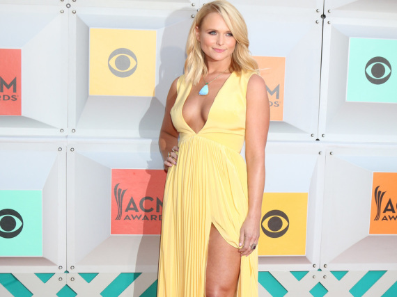 Miranda Lambert bei den Country Music Awards im April 2016 in Las Vegas