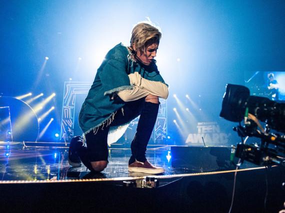 Justin Bieber steht bald auch in Deutschland auf der Bühne