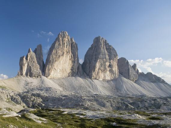 Das Hochpustertal unter den berühmten Drei Zinnen ist eine Genussregion Südtirols