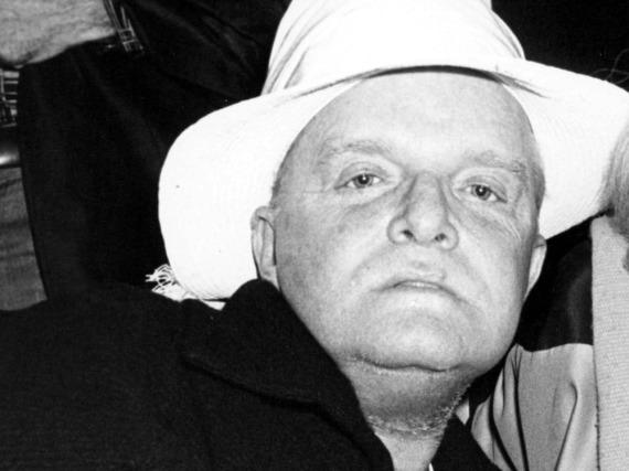 Truman Capote im legendären Studio 54