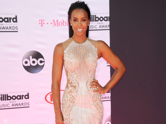 Kelly Rowland bei den Billboard Music Awards in Las Vegas im May 2016