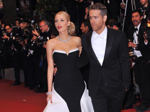 Ryan Reynolds und seine Frau sind seit vier Jahren verheiratet
