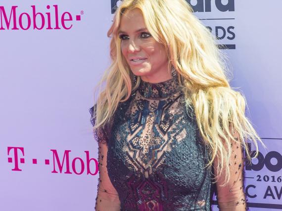 Britney Spears bei einer Veranstaltung in Las Vegas