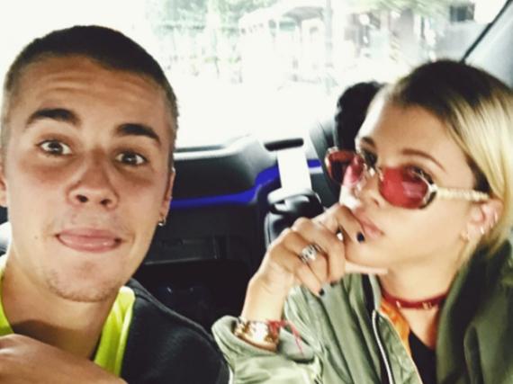 Hat Justin Bieber in Sofia Richie eine neue Liebe gefunden?