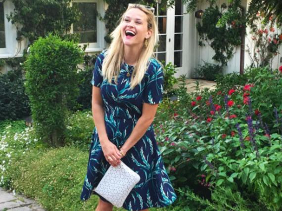 Reese Witherspoon freut sich auf ihr Rendezvous