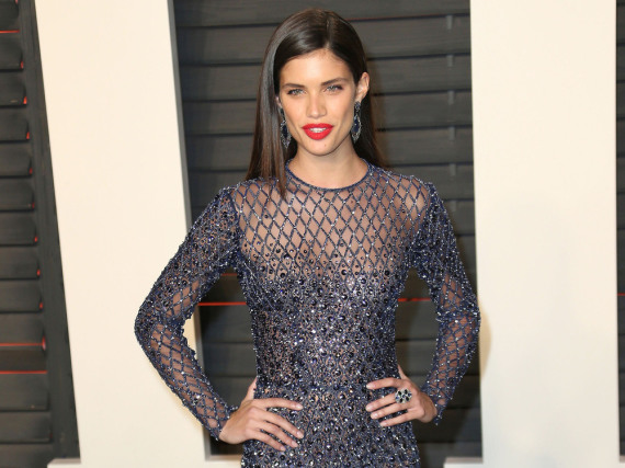 Sara Sampaio bei der Oscar-Party der
