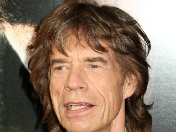 Mick Jagger hat bereits sieben Kinder, das achte bringt Melanie Hamrick auf die Welt