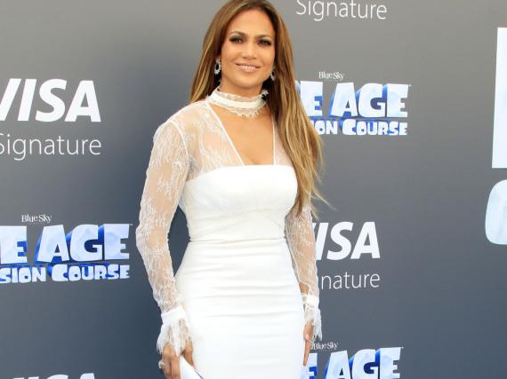 Jennifer Lopez pflegt zu ihrem Ex-Mann ein gutes Verhältnis.