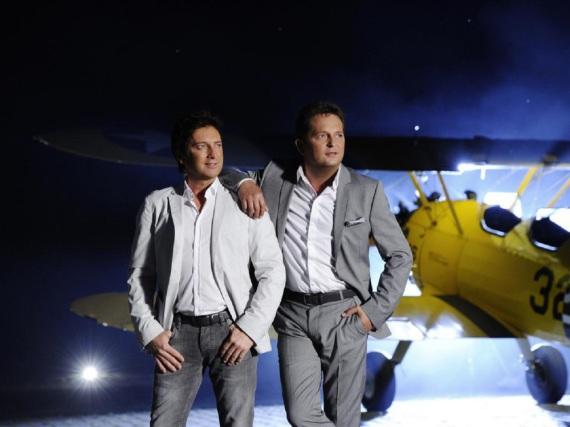 Mit welchem Verkehrsmittel Fantasy ihre Deutschlandtour absolvieren, das ist leider nicht bekannt - vielleicht ja teils im Propeller-Flugzeug