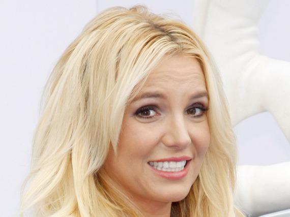 Britney Spears kann offensichtlich auch nicht jeden Mann haben