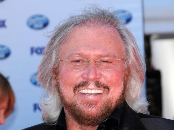 Barry Gibb feiert am 01. September seinen 70. Geburtstag
