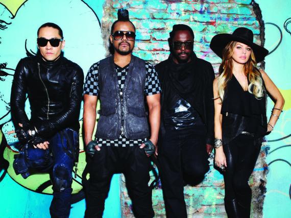 Die Black Eyed Peas melden sich mit einem neu aufgelegten Hit zurück