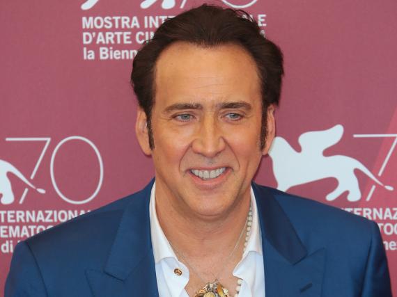 Nicolas Cage kommt nach Deutschland