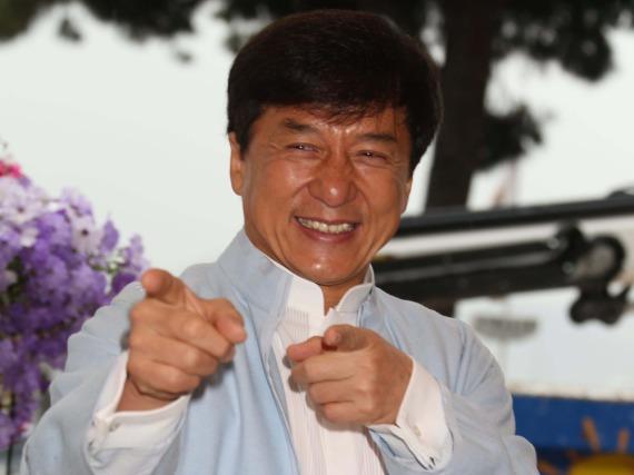 Jackie Chan wird eine große Ehre zuteil