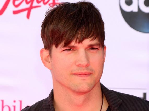 Ashton Kutcher ist ein Jäger