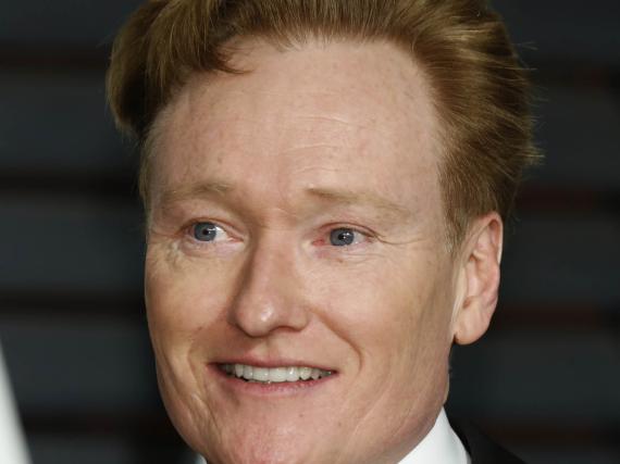 Conan O'Brien kommt nach Berlin