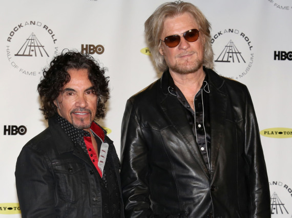 Daryl Hall und John Oates gelten als eines der erfolgreichsten Musik-Duos aller Zeiten