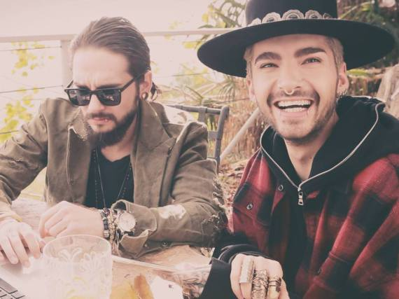 Bill und Tom Kaulitz leben für die Musik - 2017 wollen sie mit Tokio Hotel wieder voll durchstarten