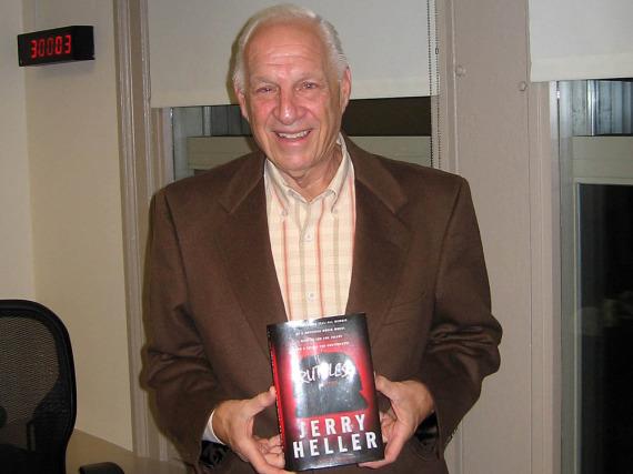 Jerry Heller stellt sein Buch
