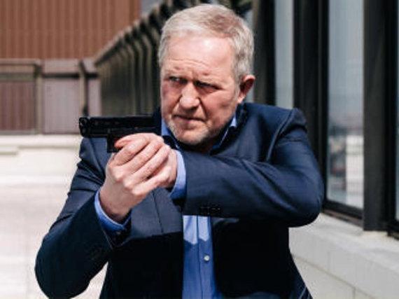 Sonntagabend (20.15 Uhr) ermittelt der Wiener Kommissar Moritz Eisner (Harald Krassnitzer) in einem grausamen Mordfall