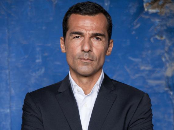 Erol Sander spielt Kommissar Mehmet Özakin