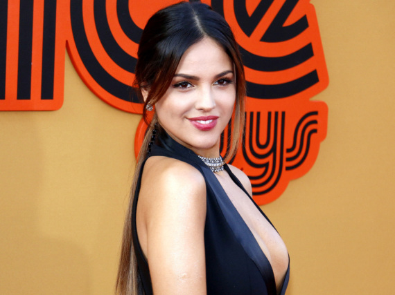 Eiza González hat Erfahrung mit Beziehungen mit Weltstars