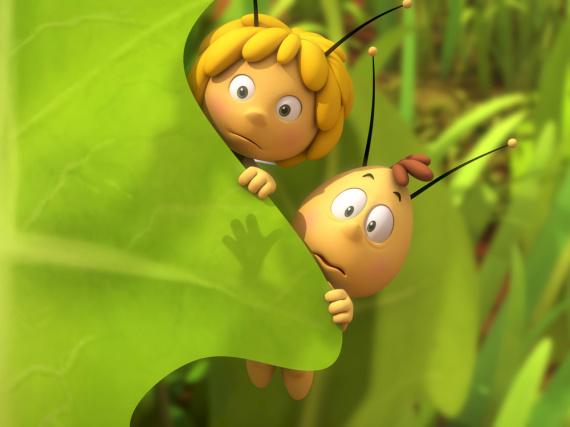 Ende 2017 dürfen sich die Biene Maja und ihr Freund Willi wieder hervorwagen - für 52 neue Folgen