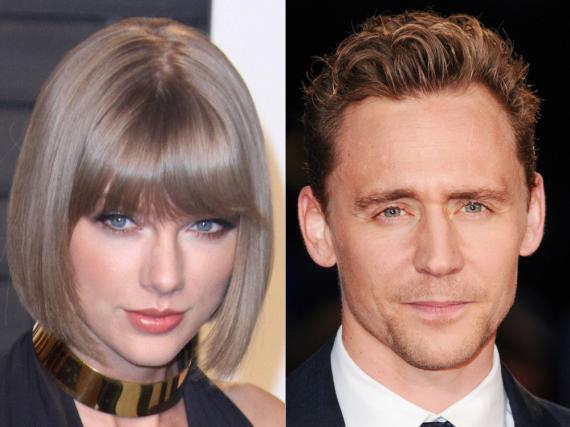 Haben wohl keine gemeinsame Zukunft: Taylor Swift und Tom Hiddleston